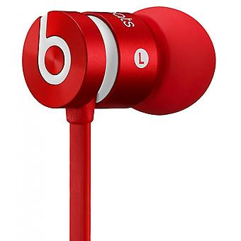 Boxed beats by Dr.Dre-900-00166-03 urBeats 2 ear headset headphone, iPhone iPod iPad - Red