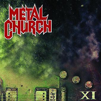 Metal kirke - Xi [CD] USA import