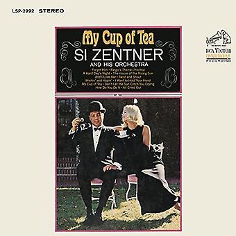 Si Zentner - My Cup of Tea [CD] USA import