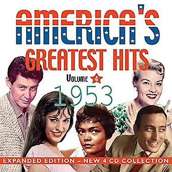 America's - Greatest Hits [CD] USA import