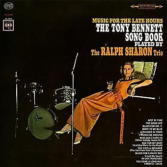 Ralph Sharon - musik för den efter-timmen: Tony Bennett Songen bokar [CD] USA import