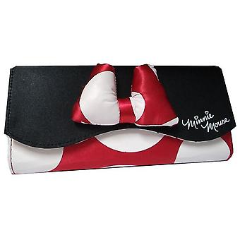 Markwins Fashionista Minnie Wallet With Nail Polish Cosmetics Eye Shadow + + + Pin Purpurina