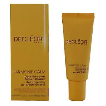 Decléor Paris Harmonie Calm Gel-creme Yeux 15 Ml