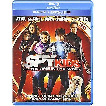 Spy Kids 4 [BLU-RAY] USA importerer