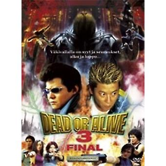 Dead or Alive 3: the Final (DVD)