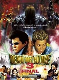 Dead or Alive 3: Final (DVD)