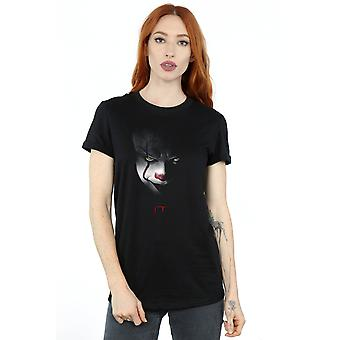 It Women's Pennywise Stare Boyfriend Fit T-Shirt
