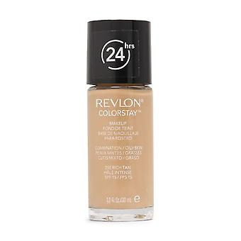 Revlon Colorstay Makeup for Combination/Oily Skin 350 Rich Tan 30ml