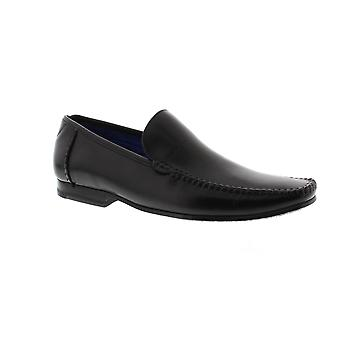Ted Baker Bly 9 - Black Leather Mens Shoes