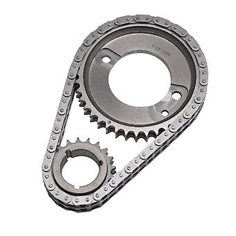 Edelbrock 7829 Performer-Link Timing Chain and Gear Set