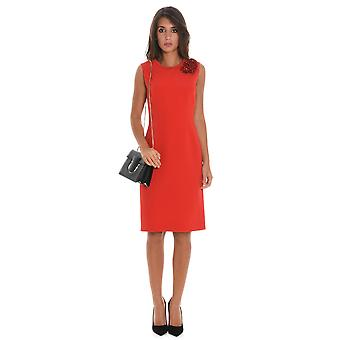 Botondi ladies W1502184 red acetate dress