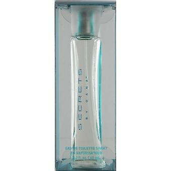 Secrets By Dana By Dana Edt Spray 2 Oz
