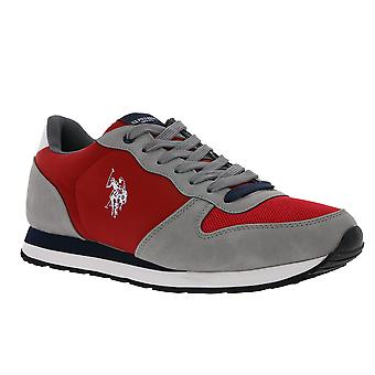 U.S. POLO ASSN. Sneakers Shoes men grey