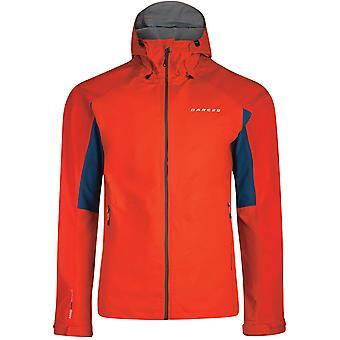 Dare 2b Mens Excluse II luz agua Ripstop abrigo repelente chaqueta