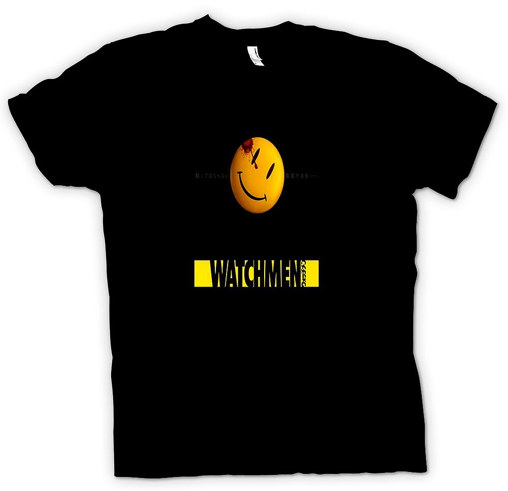 T-shirt - Watchmen - Film japonais