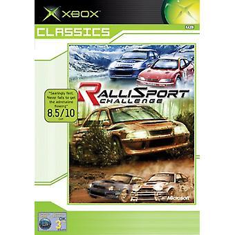 RalliSport Challenge - klassiker (Xbox)