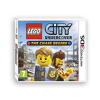 LEGO City Undercover The Chase Begins (Nintendo 3DS)