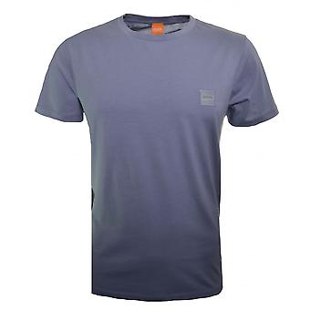 Hugo Boss Casual Men's Slate Grey Tommi UK T-Shirt