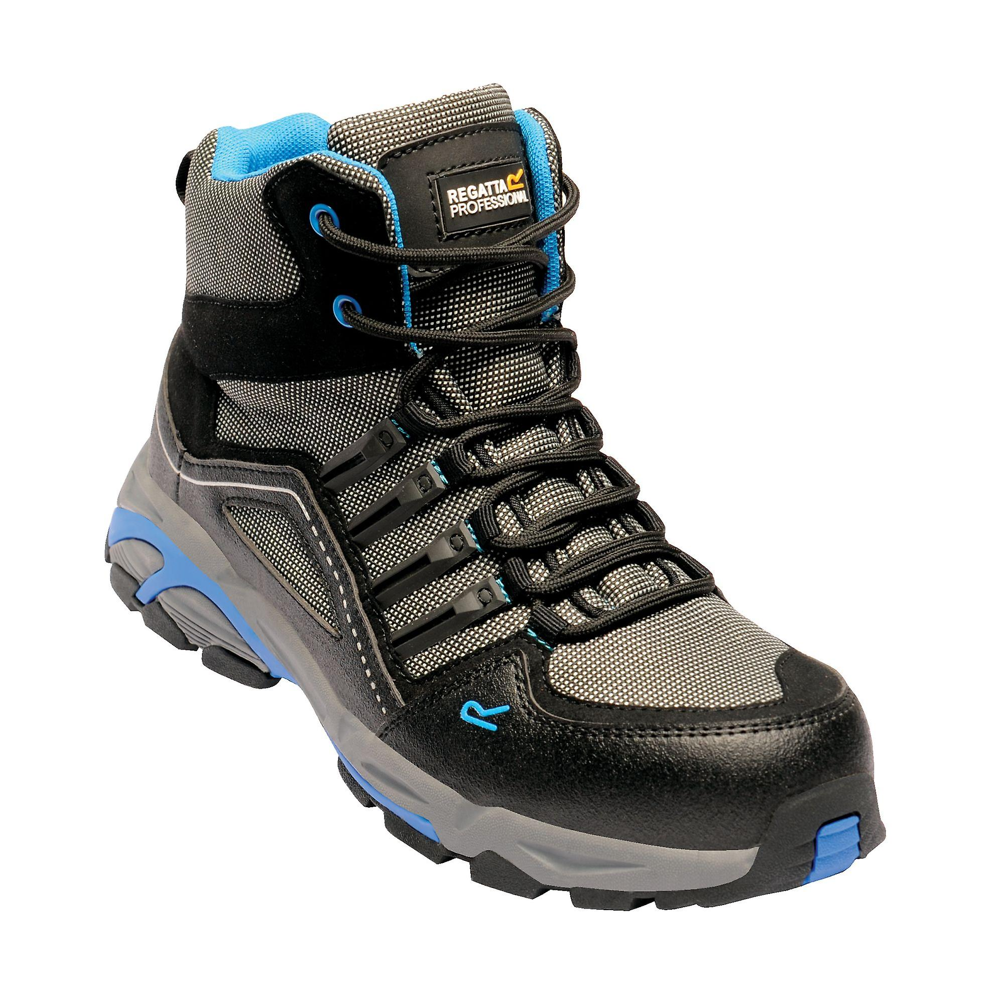 Regatta Unisex Convex Safety Trainer Steel Toe Capped Boots