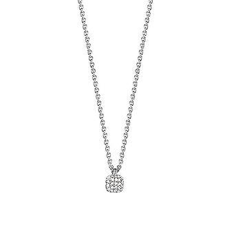 ESPRIT женщин цепи ожерелье серебро кубический цирконий Petite Glam ESNL92795A420
