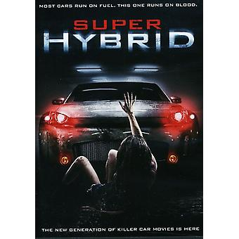 Super Hybrid [DVD] USA import