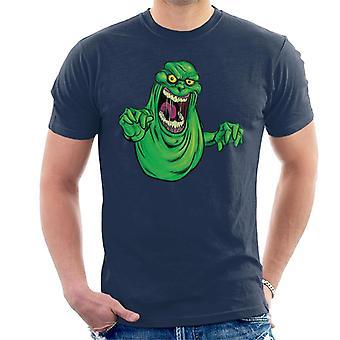 Ghostbusters Slimer Men's T-Shirt