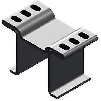 Heat sink 28.8 C/W (L x W x H) 8 x 15 x 10 mm D-PAK, LF-PAK Fischer Elektronik FK 250 10 LF PAK