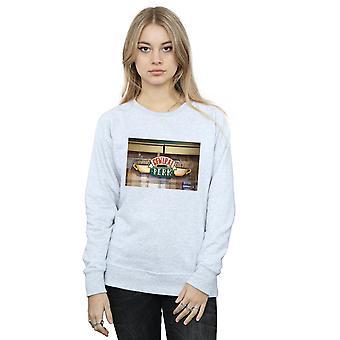 Friends Women's Central Perk Photo Sweatshirt