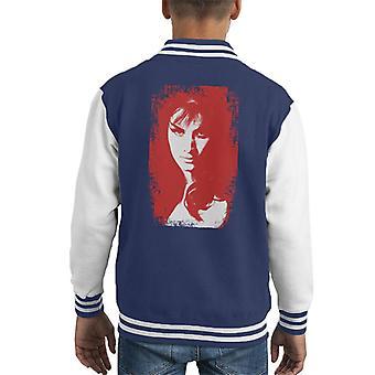 TV Times Kate O Mara Kid's Varsity Jacket