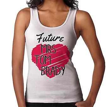 Zukunft Frau Tom Brady Damen Weste