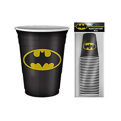 Gobelets Gobelets Pack Pack Batman Batman 20 20 Jetable Pack Batman 20 Jetable wZiTXkOPu