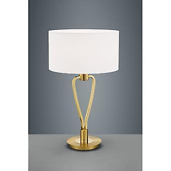 الثلاثي إضاءة مصباح الجدول مات معدن النحاس الكلاسيكية الثاني باريس