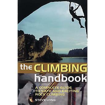 The Climbing Handbook by Steve Long - 9780713683776 Book