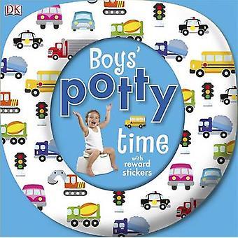 Boys' Potty Time by DK - 9781405352550 Book