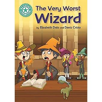Reading Champion - The Very Worst Wizard - Independent Reading Turquois