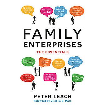 Family Enterprises - The Essentials (2nd Revised edition) by Peter Lea