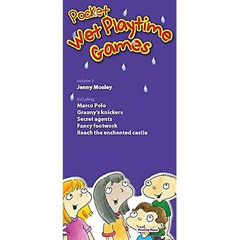 Pocket Wet Playtime Games - 1 by Jenny Mosley - 9781904866718 Book