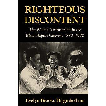Rättfärdiga missnöje - kvinnorörelsen i den svarta Baptist kyrka