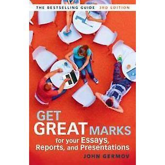 Grote merken te krijgen voor uw Essays - rapporten- en presentaties (3e Ne