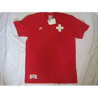 Nike T-Shirt Schweiz