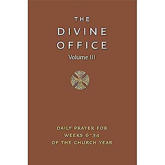 Divine Office: v. 3 (Divine Office)