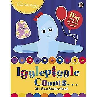 In the Night Garden: comtes Igglepiggle