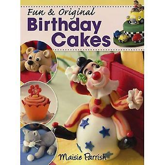 Fun & Original Birthday Cakes - Cake decorating, celebration cakes, novelty cakes