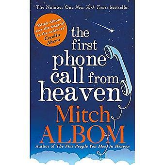 La prima telefonata dal cielo