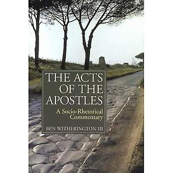 The Acts of the Apostles (A Socio-Rhetorical Commentary)
