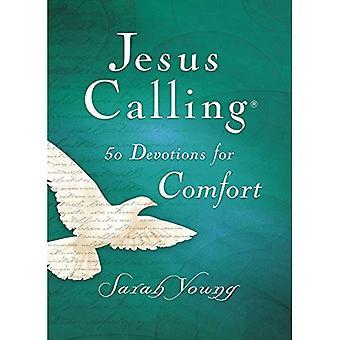Jezus 50 devoties aangedrongen Comfort (Jezus Calling (R))