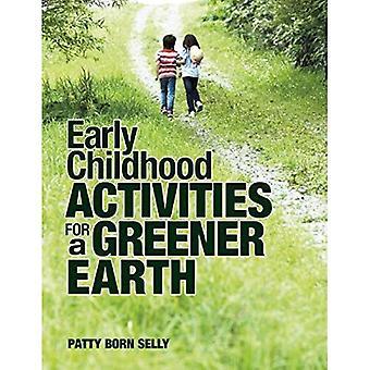 Activités de la petite enfance pour une terre plus verte