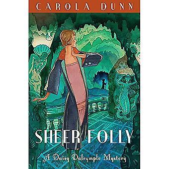 Sheer Folly (Daisy Dalrymple 18)
