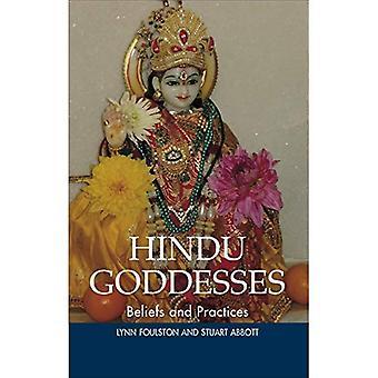 Hindu Goddesses: Credenze e pratiche (Sussex biblioteca di credenze e pratiche)