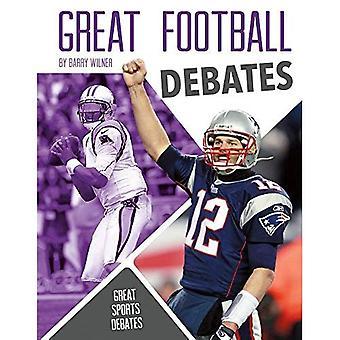 Great Football Debates (Great Sports Debates)